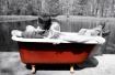 Bathing in Love