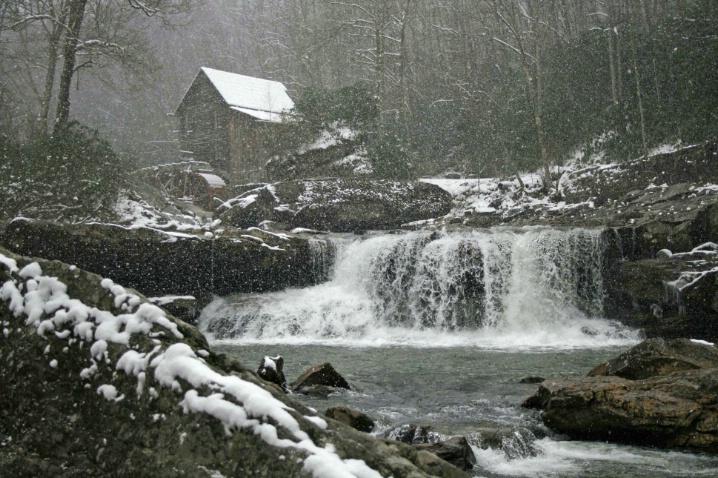 Winter in the Park - ID: 3790009 © Lisa R. Buffington