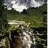 © John E. Hunter PhotoID# 3794029: Myer's Bridge Mt. Rainier