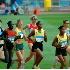 © Mike Keppell PhotoID # 3880403: Marathon Runners, Melbourne