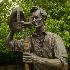 © Donald E. Chamberlain PhotoID# 3985035: Lincoln as Surveyor Statue Close Up