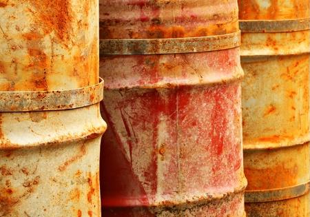 Scarred barrels