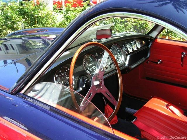 1964 Morgan Plus 4 Plus - Interior - ID: 4145498 © John DeCesare
