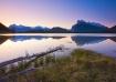 Vermillion Lakes ...