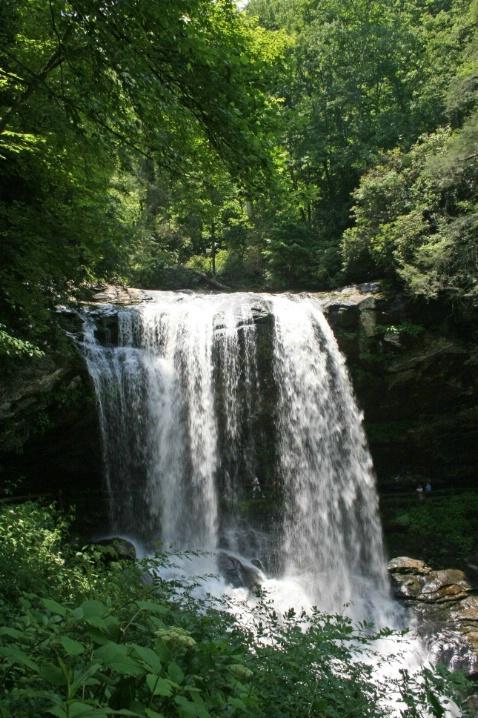 Dry Falls - ID: 4162672 © Lisa R. Buffington