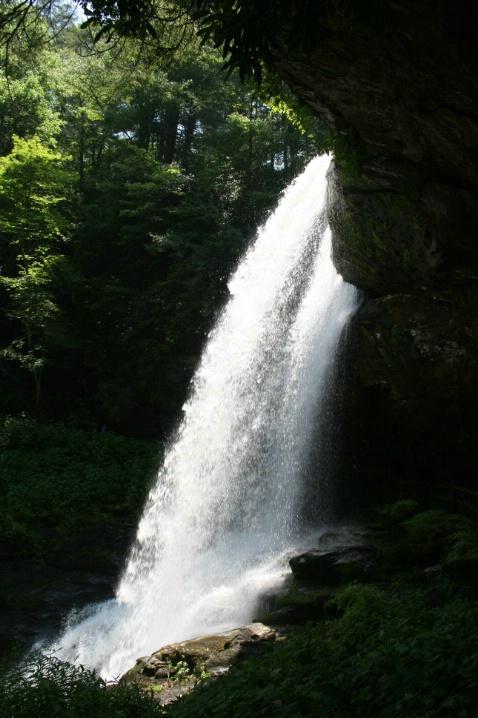 Dry Falls - ID: 4173180 © Lisa R. Buffington