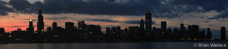 Chicago's Fading Sun