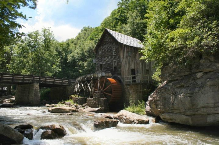 Grist Mill 2 - ID: 4274080 © Lisa R. Buffington