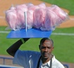 Cotton Candy Man ...