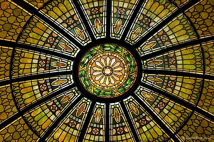 Glass Masterpiece