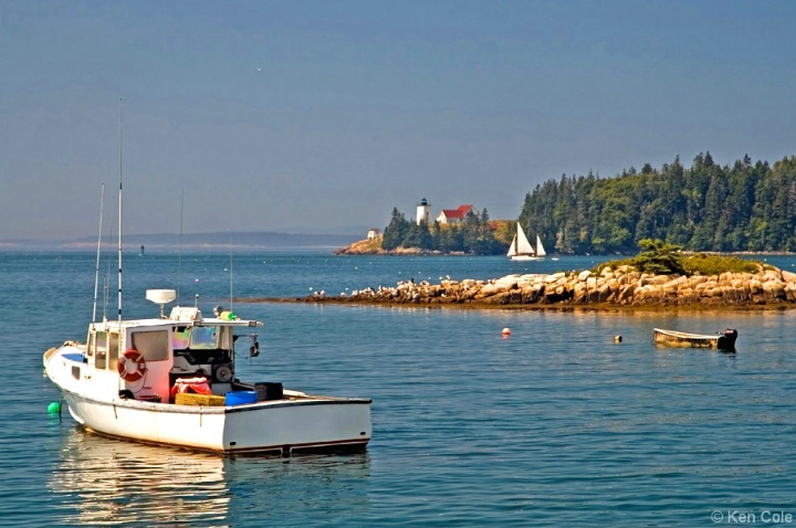 Maine Coast - ID: 4298707 © Ken Cole