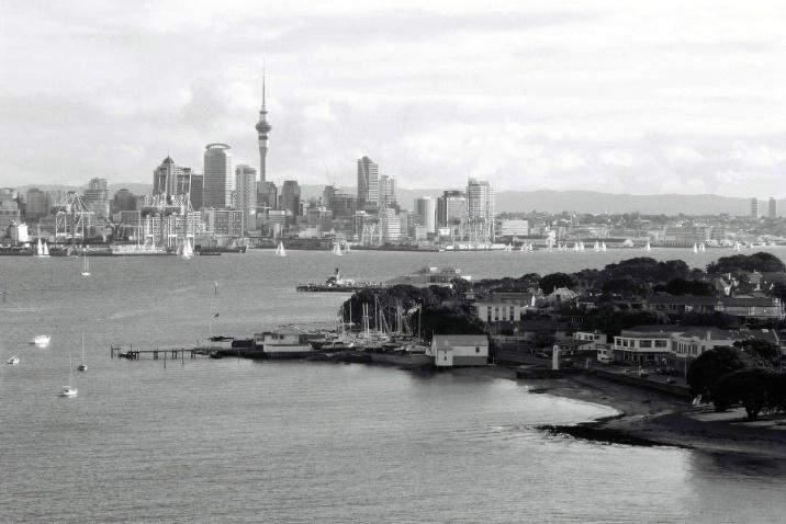 Devonport & Auckland CBD - ID: 4317585 © al armiger