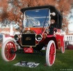 Red Model T FORD