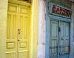 Door and Bar
