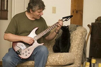 "Playing ""Blackbird"""