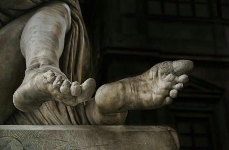 Uffizi Feet