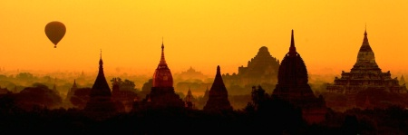 Photography Contest Grand Prize Winner - September 2007: Bagan