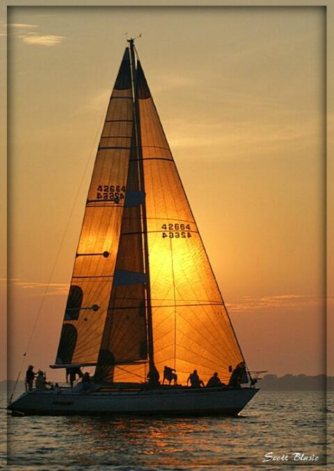 Sail Set....