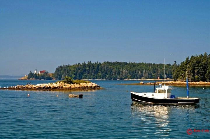 Maine Coast - ID: 4646876 © Ken Cole