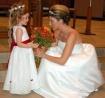 Bride & Flower Gi...