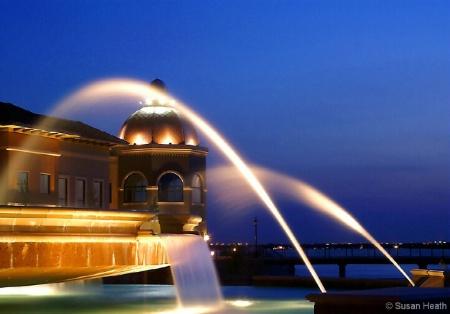 Harbor Fountain