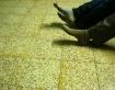 Mising foot