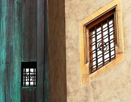 The skewed window
