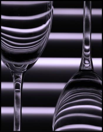 Illusions in Violet