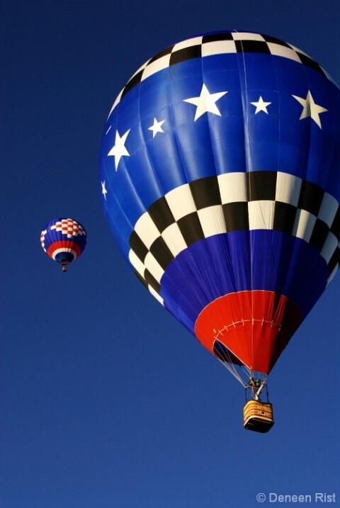 2007 Great Mississippi Balloon Race 5