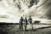 Masai tribe in th...