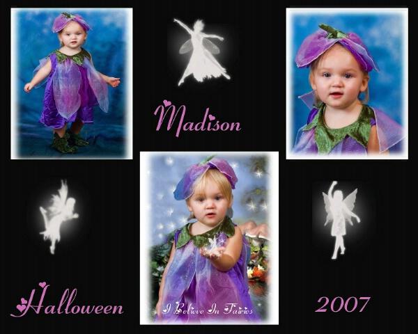 Madison's Halloween