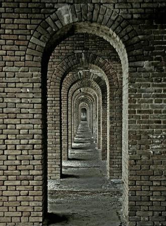 Ft jefferson arches