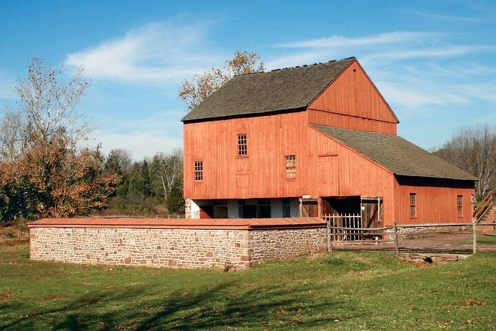 Boone's Barn