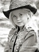 Cowgirl in Black ...