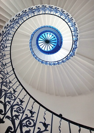 Tulip Staircase 2