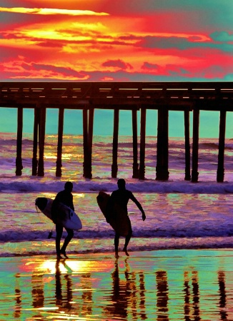 Dream Surfers