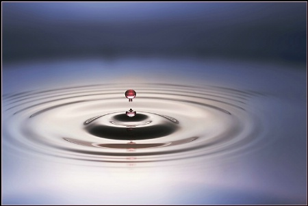 The magical drop