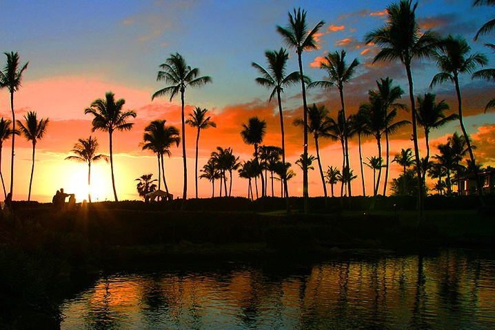 Rainbow Sunset - ID: 5387364 © Janine Russell