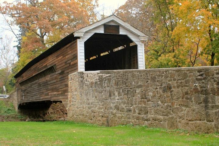 Rapps Dam Bridge, PA