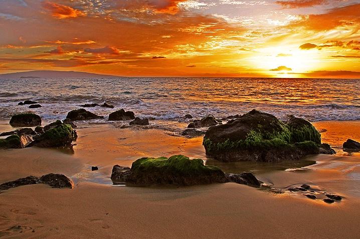 Autumn Sunset - ID: 5451487 © Janine Russell