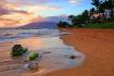 Sunset on Ulua Be...