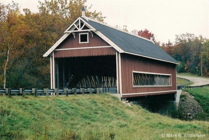 Netchler Covered Bridge