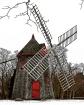 Windmill in Winte...