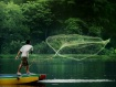 Fishing with Net ...
