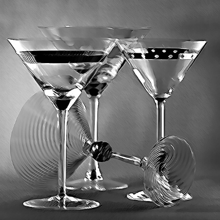 Four Cocktails