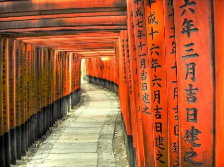 Torri Gate Path