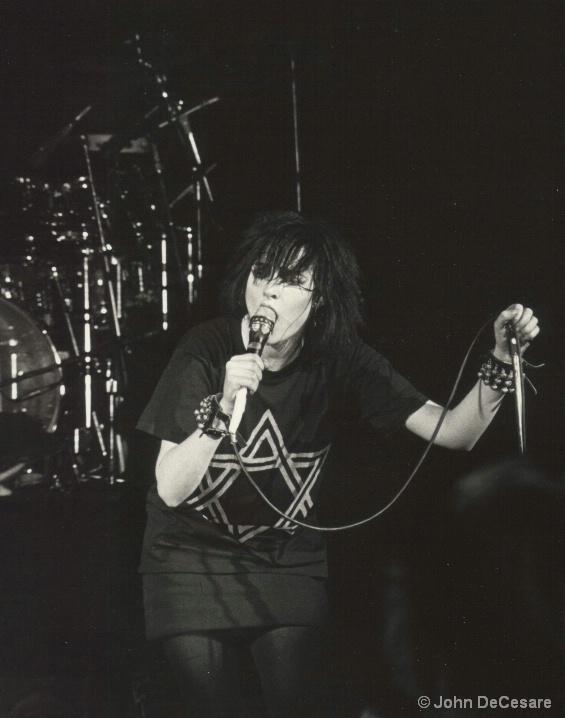 SIOUXSIE@Palladium,NYC, 11/16/80 - ID: 5699905 © John DeCesare