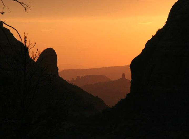 Sedona Sunset - ID: 5701872 © Hasmik Hatamian
