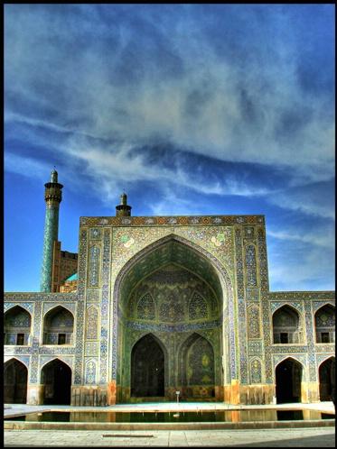 abbas shah mosque