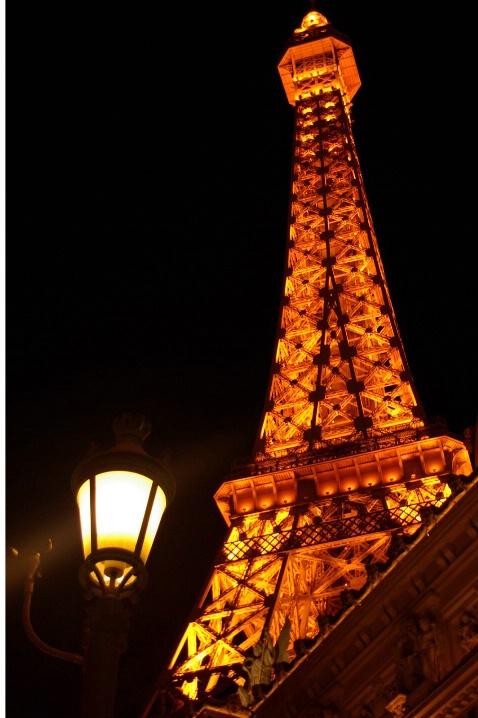 The Paris at Night